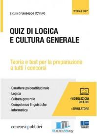 quiz di logica e cultura generale