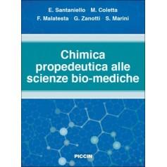 Chimica Propedeutica alle Scienze Bio-Mediche di Santaniello, Coletta, Malatesta, Zanotti, Marini