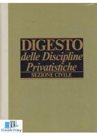 DIGESTO DELLE DISCIPLINE PROVATISTICHE: SEZIONE CIVILE - IX AGGIORNAMENTO