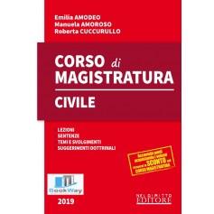 corso di magistratura - civile 2019
