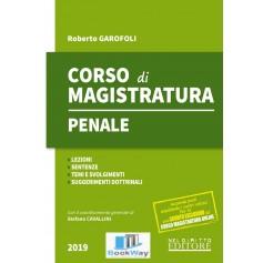 corso di magistratura - penale 2019