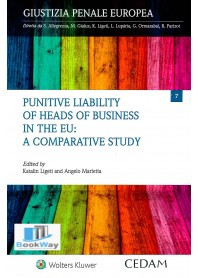 punitive liability of heands of business in the eu: a comparative study
