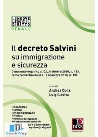 il decreto salvini su immigrazione e sicurezza