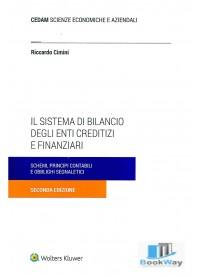 il sistema di bilancio degli enti creditizi e finanziari