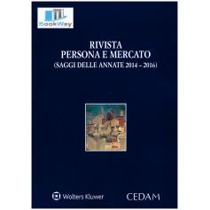 rivista persona e mercato - saggi delle annate 2014 - 2016