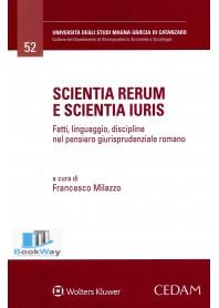 scientia rerum e scientia iuris