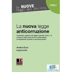 la nuova legge anticorruzione