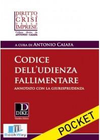 CODICE DELL'UDIENZA FALLIMENTARE