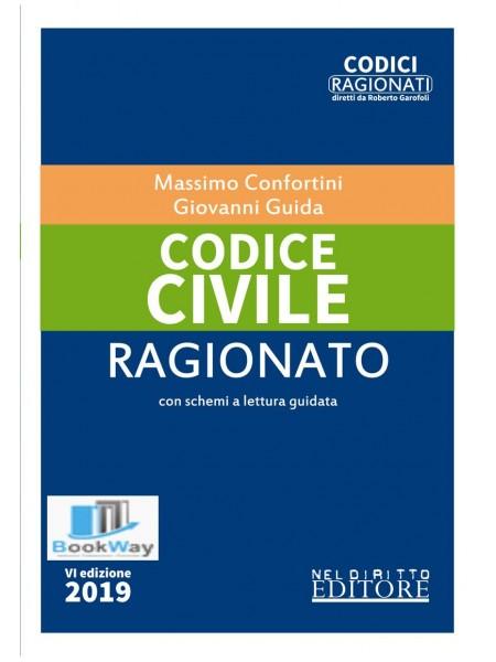 codice civile ragionato 2019