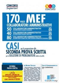 170 posti mef collaboratori amministrativi