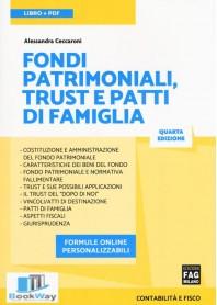 fondi patrimoniali, trust e patti di famiglia