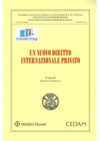 nuovo diritto internazionale privato (il)