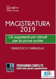 magistratura 2019