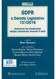 gdpr e decreto legislativo 101-2018