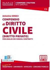 COMPENDIO DI DIRITTO CIVILE - DIRITTO PRIVATO -