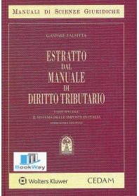 estratto dal manuale di diritto tributario
