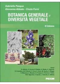 Botanica Generale e Diversità Vegetale di Pasqua,  Abbate, Forni