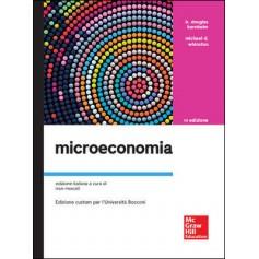 Microeconomia di Bernheim, Whinston, Moscati, Di Tillio