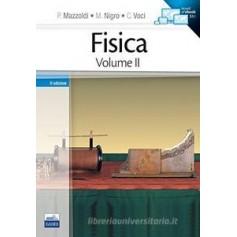 Fisica Vol. II di P. Mazzoldi, M. Nigro, C. Voci