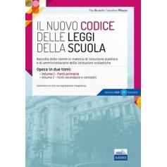 Nuovo Codice delle Leggi della Scuola 2019 di Bruschi, Milazzo