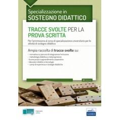 Concorso a Cattedre la Specializzazione in Sostegno Didattico Tracce Svolte per la Prova Scritta di Molteni