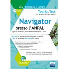 Concorso Navigator presso l'ANPAL Materie Professionali