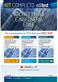 Editest Architettura e Ingegneria Edile Kit