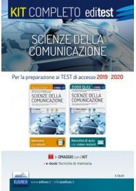 Editest Scienze della Comunicazione Kit