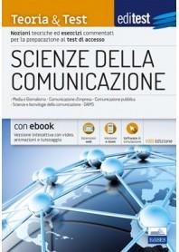Editest Scienze della Comunicazione Teoria & Test