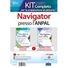 Concorso Navigator presso l'ANPAL Kit