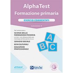 Alpha Test Formazione Primaria Esercizi Commentati