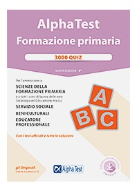 Alpha Test Formazione Primaria 3000 Quiz