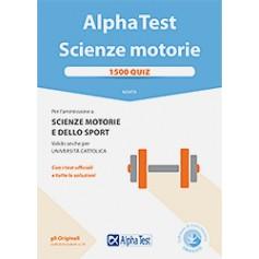 Alpha Test Scienze Motorie 1500 Quiz