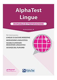 Alpha Test Lingue Manuale