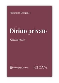 Diritto Privato di Galgano