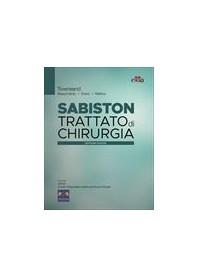 Sabiston Trattato di Chirurgia di Townsend , Beauchamp , Evers , Mattox