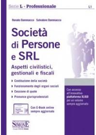 Società di Persone e SRL di Dammacco