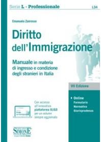 Diritto dell'Immigrazione di Zanrosso
