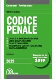 Codice Penale Concorso Magistratura 2019 di Ruscica