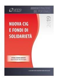 Cigo Cigs e Fondi-di Solidarieta' di Centro Studi Normativa del Lavoro