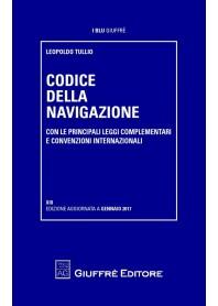 Codice della Navigazione di Tullio