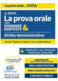 la prova orale con domande & risposte - diritto amministrativo