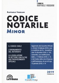 codice notarile minor 2019