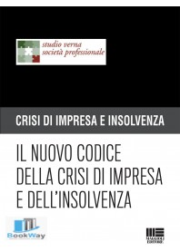 il nuovo codice della crisi di impresa e dell'insolvenza
