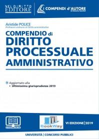 compendio di diritto processuale amministrativo