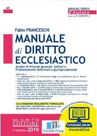 manuale di diritto ecclesiastico