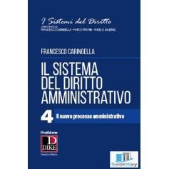 il sistema del diritto amministrativo