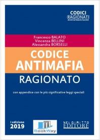 codice antimafia ragionato 2019