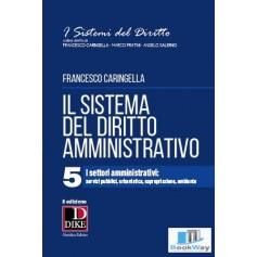 il sistema del diritto amministrativo 5