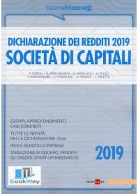 dichiarazione dei redditi 2019 societa' di capitali